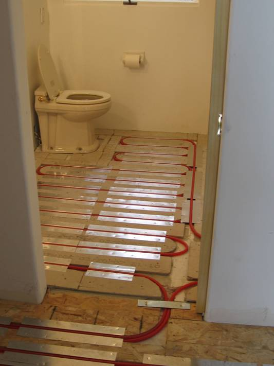 hydronic floor types flooring application circuit menjador cons radiant and heat heating de pros systems